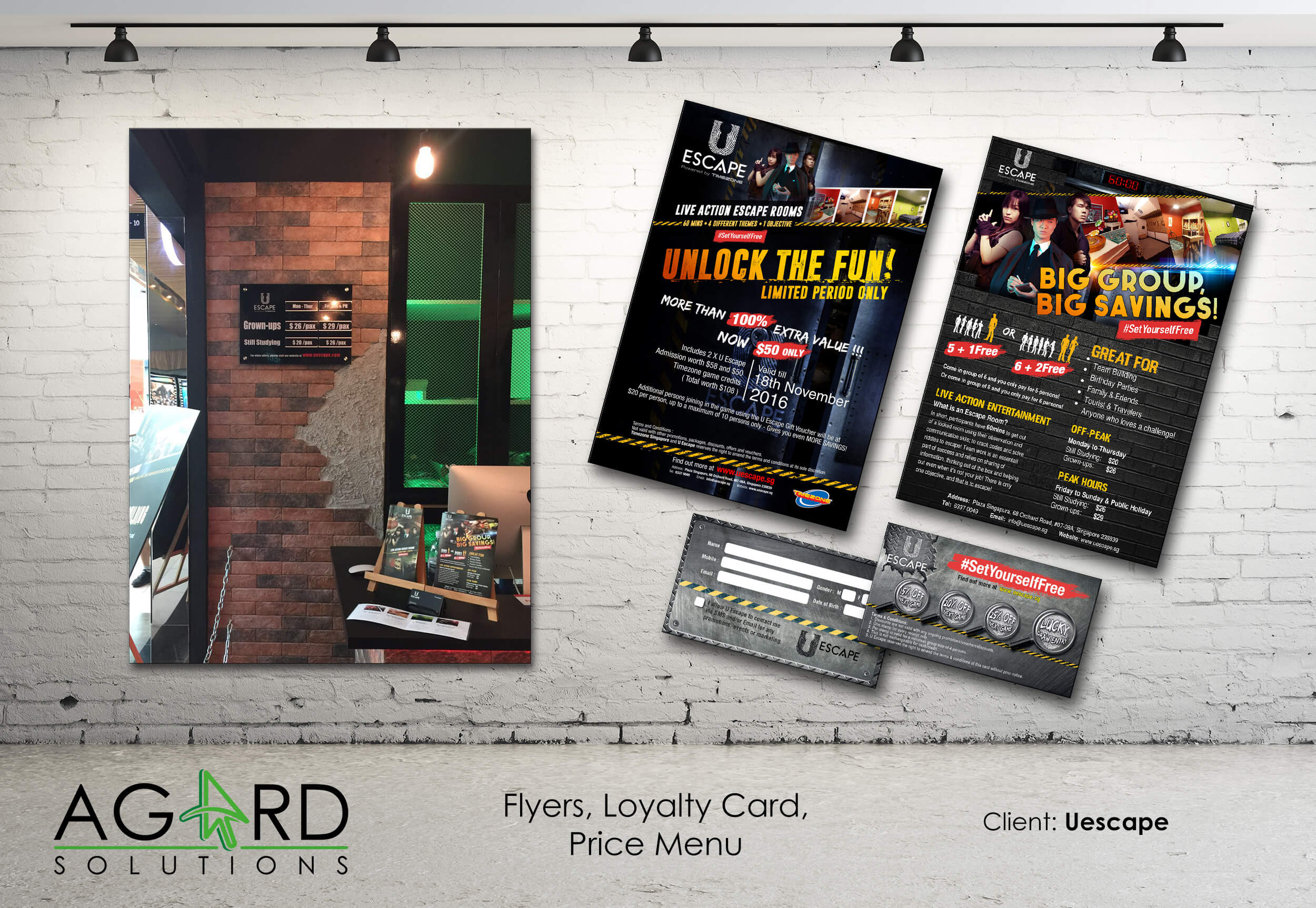 Flyer Design Philippines Extend Reach